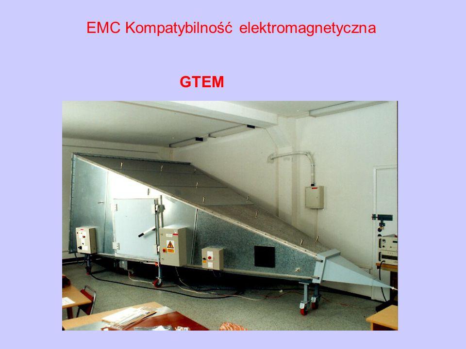 EMC Kompatybilność elektromagnetyczna GTEM