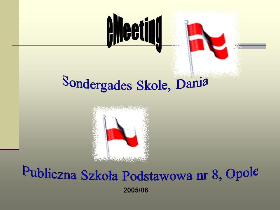eMeeting Realizacja projektu rozpoczęła się 26 września 2005.