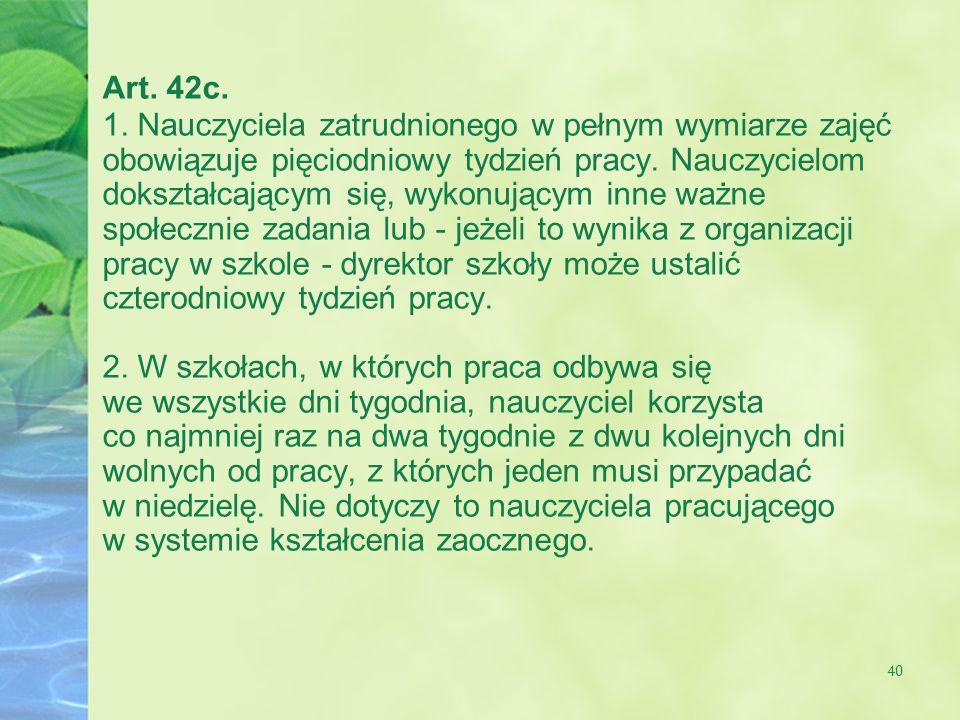 40 Art.42c. 1.