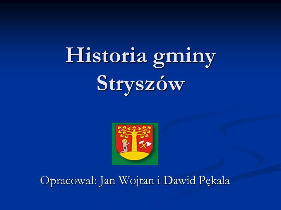 Położenie Gmina Stryszów położona jest w Beskidzie Makowskim, na wysokości 291-603 m.