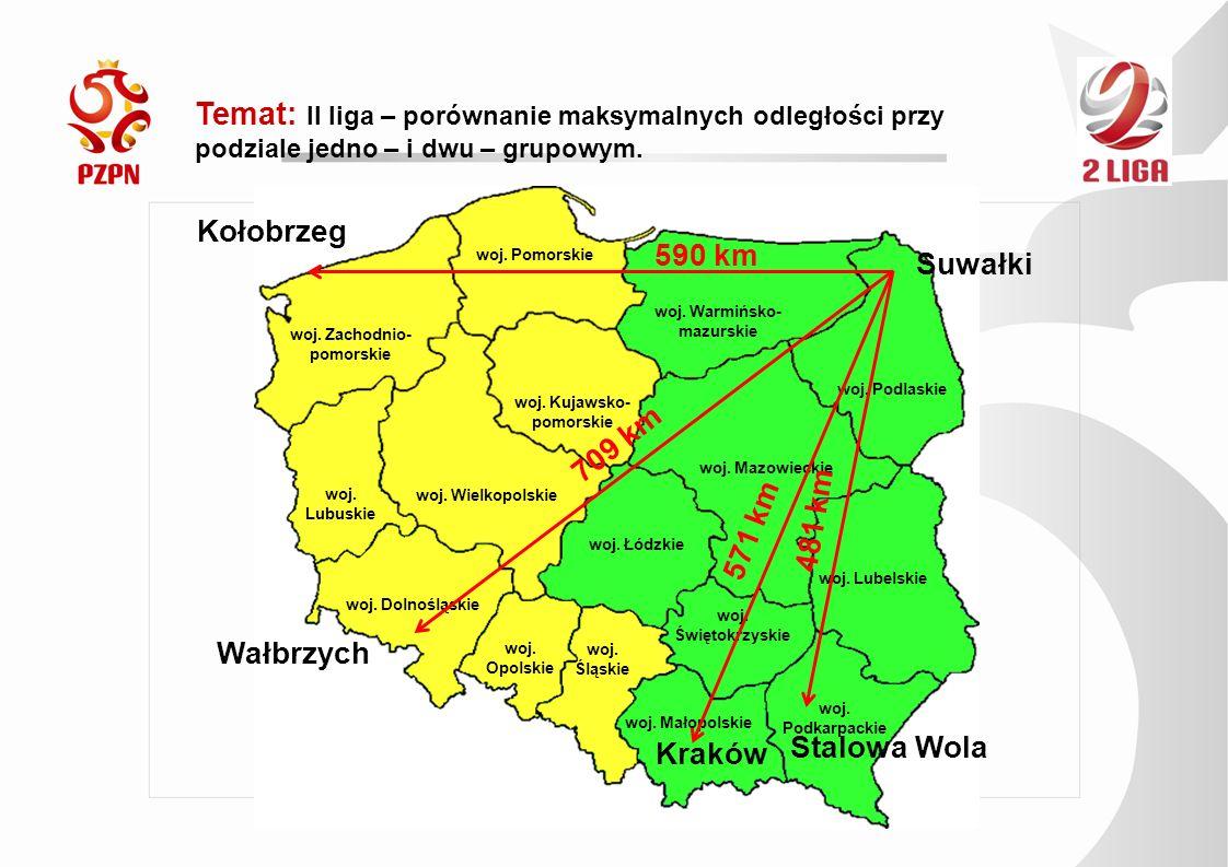 woj.Zachodnio- pomorskie woj. Pomorskie woj. Warmińsko- mazurskie woj.