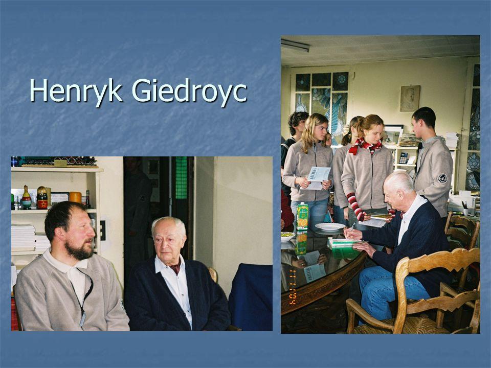 Henryk Giedroyc