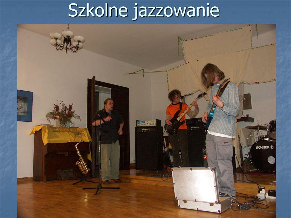 Szkolne jazzowanie