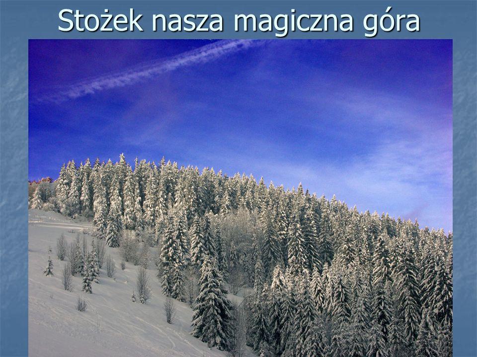 Stożek nasza magiczna góra