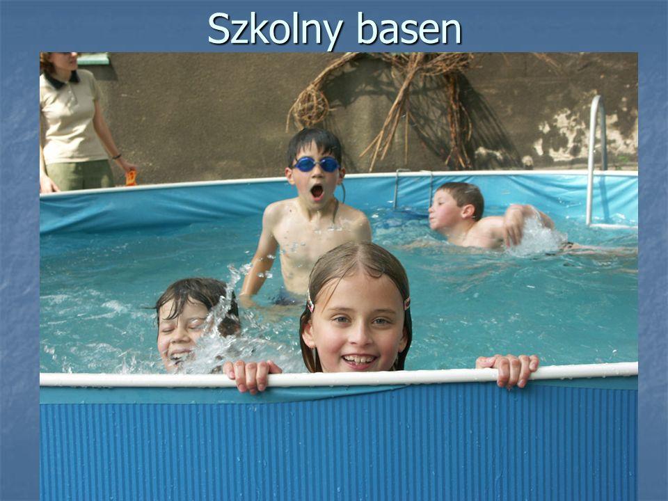 Szkolny basen