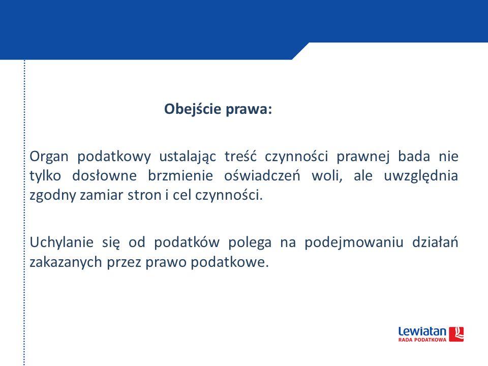 Wybór formy opodatkowania cd: Spółka z o.o.