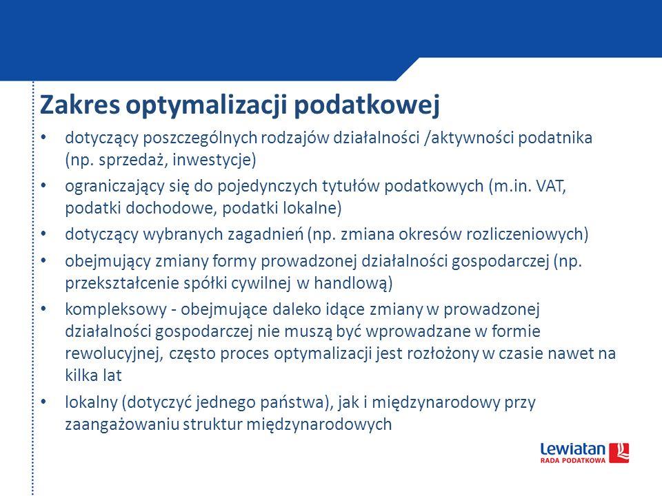 Optymalizacja dochodu do opodatkowania (2) jednorazowa amortyzacja dla małych podatników od środków trwałych i wartości niematerialnych i prawnych o łącznej wartości w ciągu roku do 50 000 EUR z wyłączeniami przyspieszona amortyzacja środków trwałych wprowadzenie do działalności środka trwałego z majątku prywatnego (używanego o wartości znacznie niższej niż wartość nabycia) i sprzedaż w ramach działalności gospodarczej