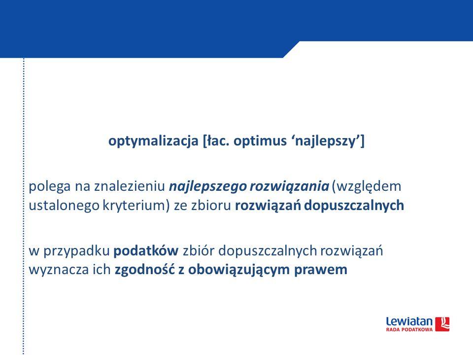 Kwartalne okresy rozliczeniowe w VAT Podobne możliwości występują np.