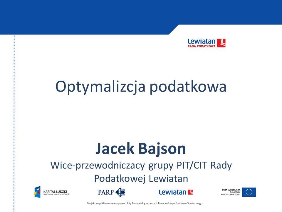 Optymalizacja w życiu codziennym podatników, np.: lokaty antypodatkowe- kwota odsetek do wysokości 2,49 PLN nie rodzi obowiązku zapłaty podatku.