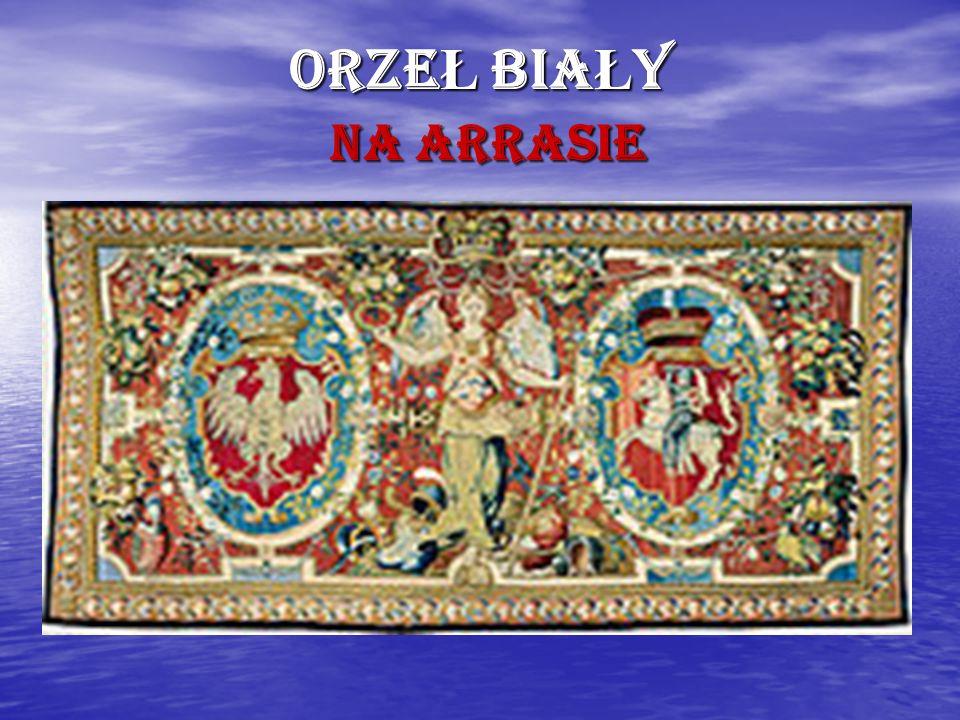 ORZE Ł BIA Ł Y NA ARRASIE
