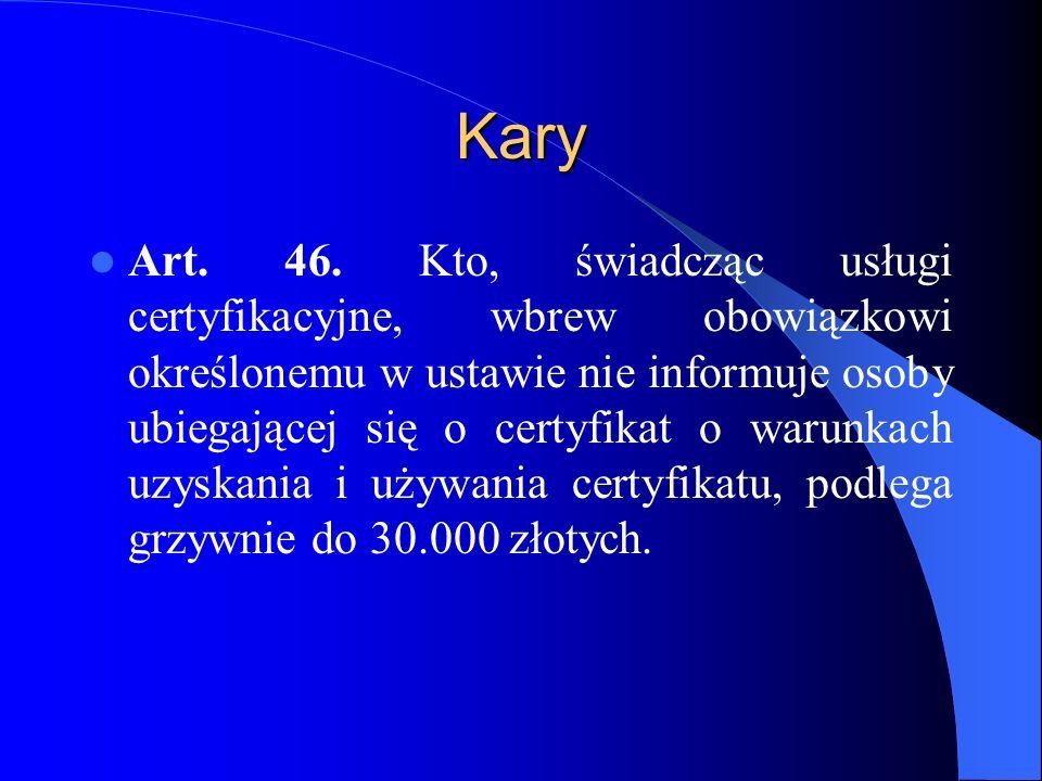 Kary Art.47.