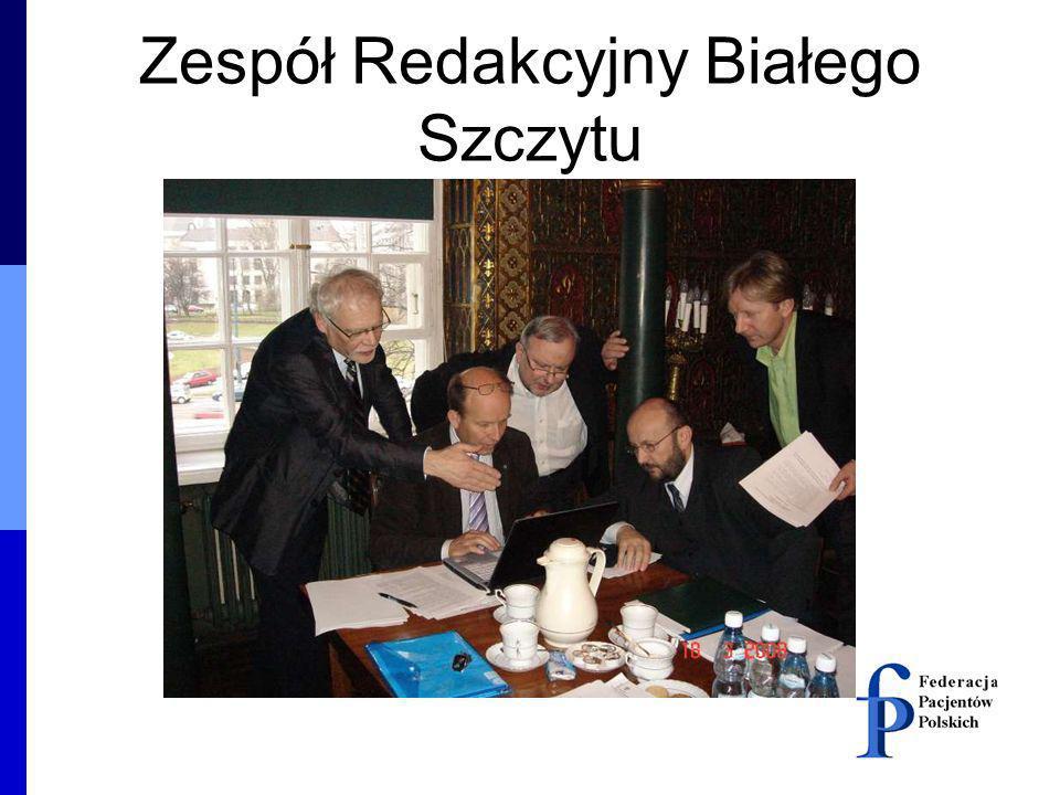 Zespół Redakcyjny Białego Szczytu