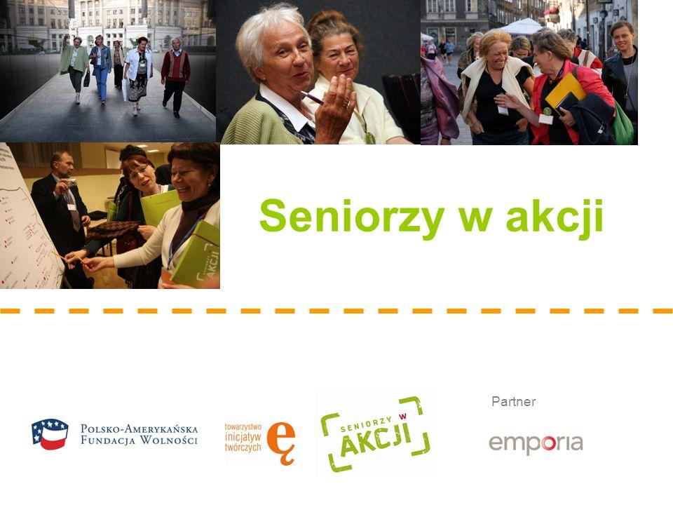 100 nagrodzonych projektów 3896 zaangażowanych osób starszych i 3164 osób młodych,