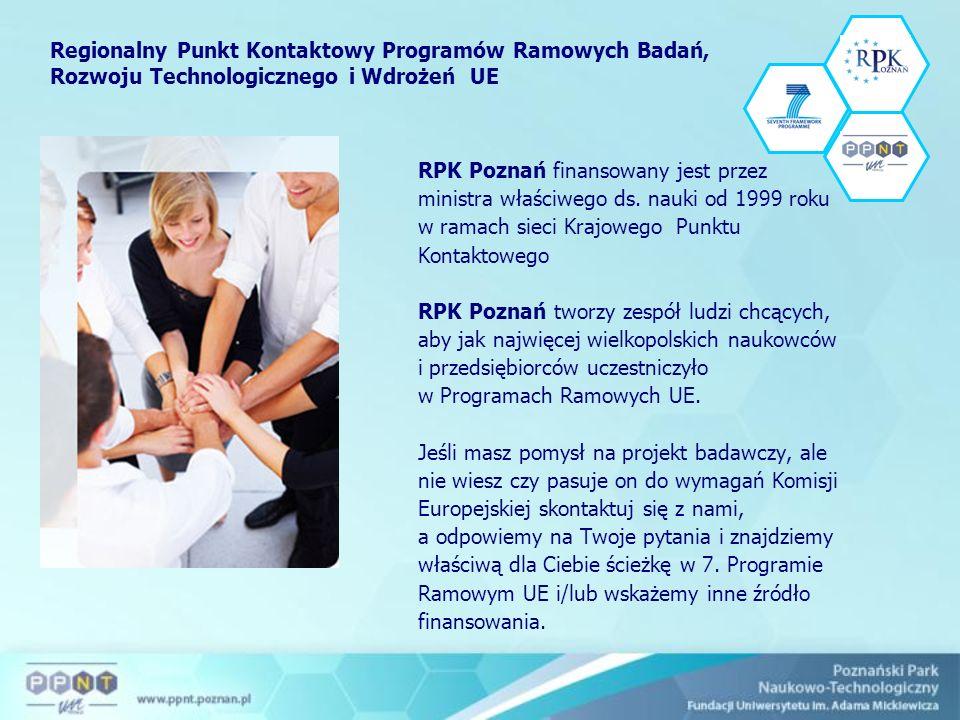 Centrum Wspierania Innowacji Poznański Park Naukowo-Technologiczny Fundacji Uniwersytetu im.