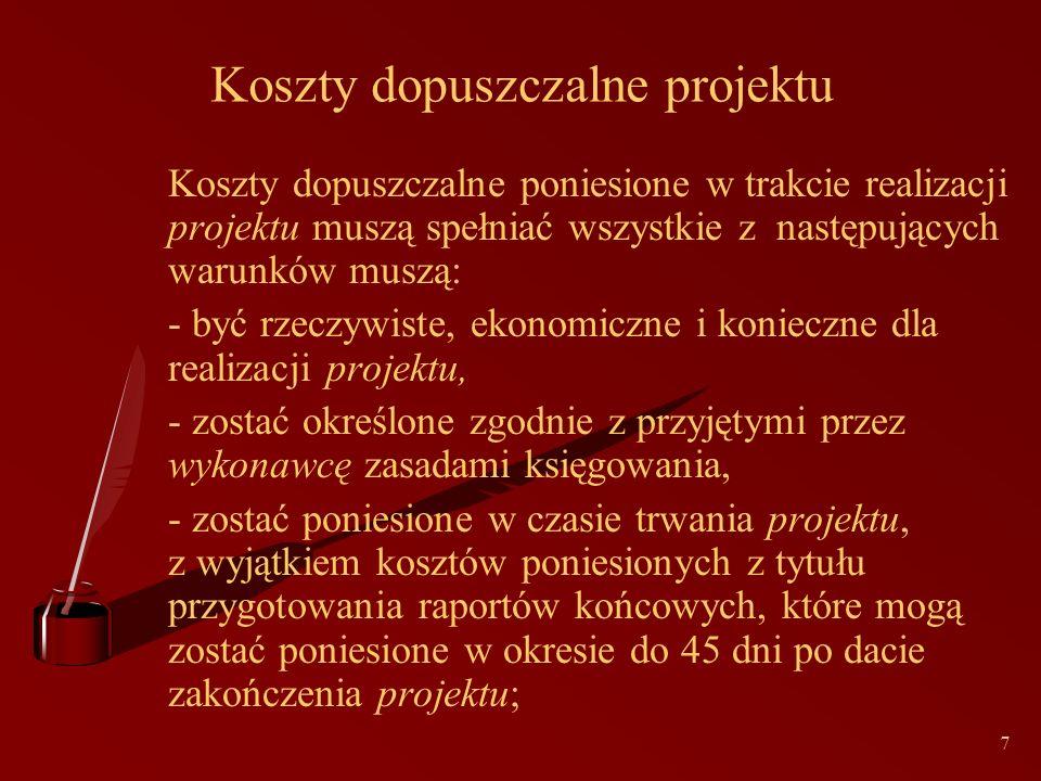 58 Obowiązkowe audyty projektów W Polsce osobami uprawnionymi do wystawiania raportów audytora są biegli rewidenci, którzy są wpisani zarówno na listę biegłych rewidentów, jak i podmiotów uprawnionych do badania sprawozdań finansowych biegły rewident Nr 10237/ 7554
