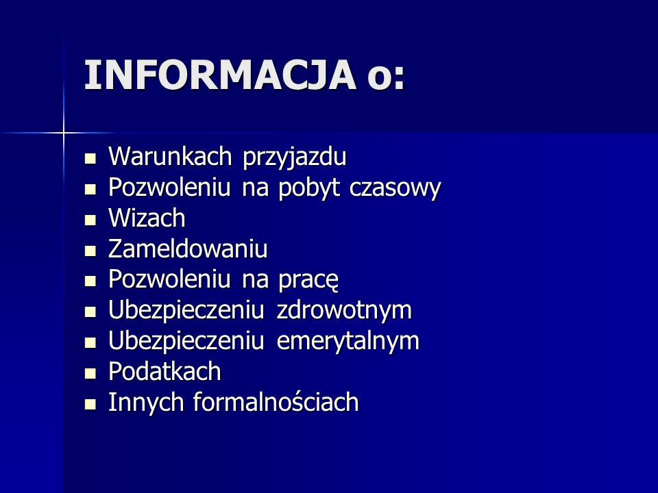 Dodatkowo (informacje o życiu codziennym): Informacje o regionie Informacje o regionie Szkoły i przedszkola Szkoły i przedszkola Szkoły językowe Szkoły językowe – j.