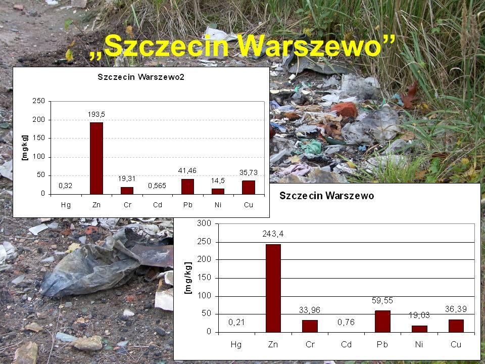 Szczecin Warszewo