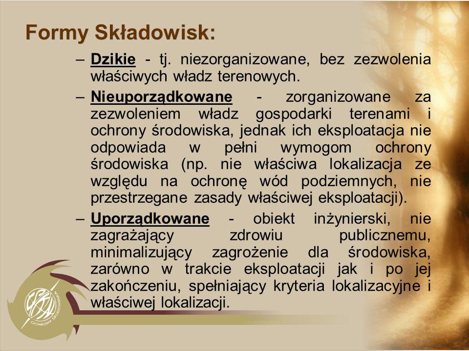 Prawo Zgodnie z ustawą z dnia 27 kwietnia 2001r.