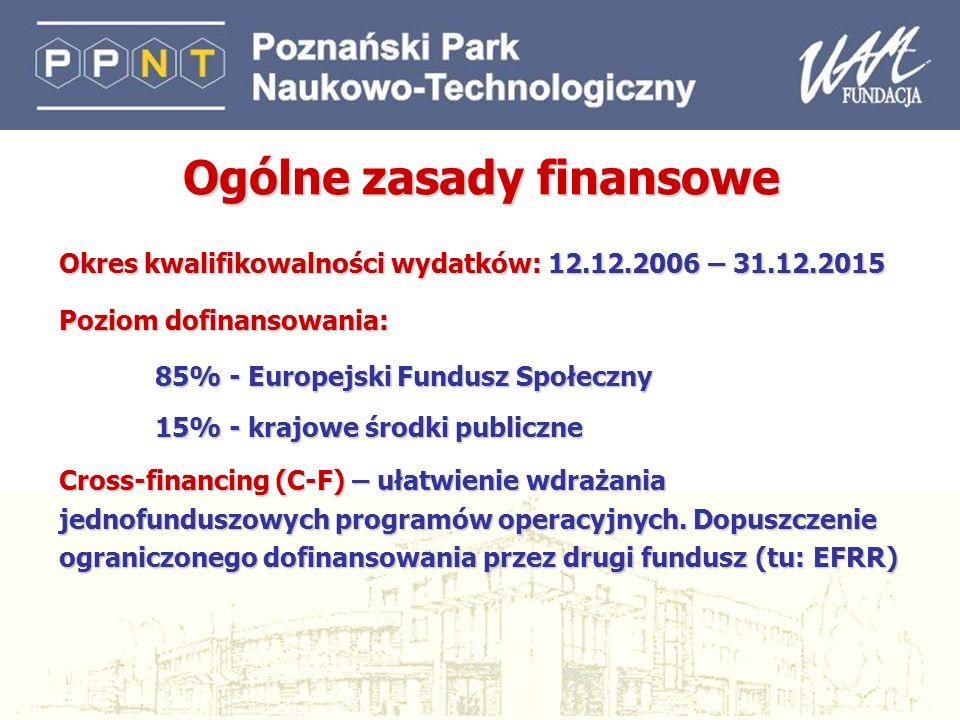 7 Procedura odwoławcza PO KL Ustawa z dnia 6 grudnia 2006r.
