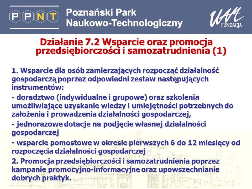 20 Pomoc publiczna (PP) Zgodnie z art.87 ust.