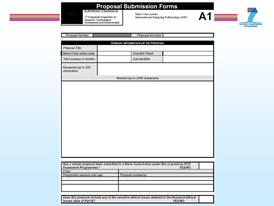 Formularz A2 - informacje o Instytucji Uzupełniać dane według wskazówek umieszczonych w Guide for Applicants - informacje o organizacji - dane administracyjne - status organizacji - zależności z pozostałymi partnerami - punkt kontaktowy