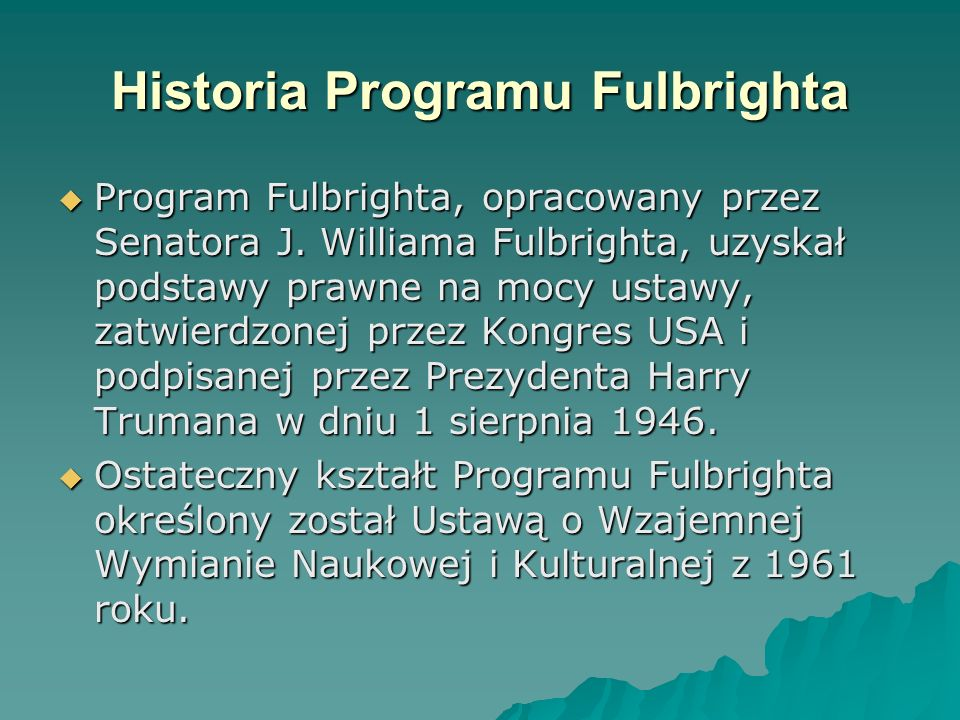 Fulbright Post-Doctoral Fellowships for U.S.