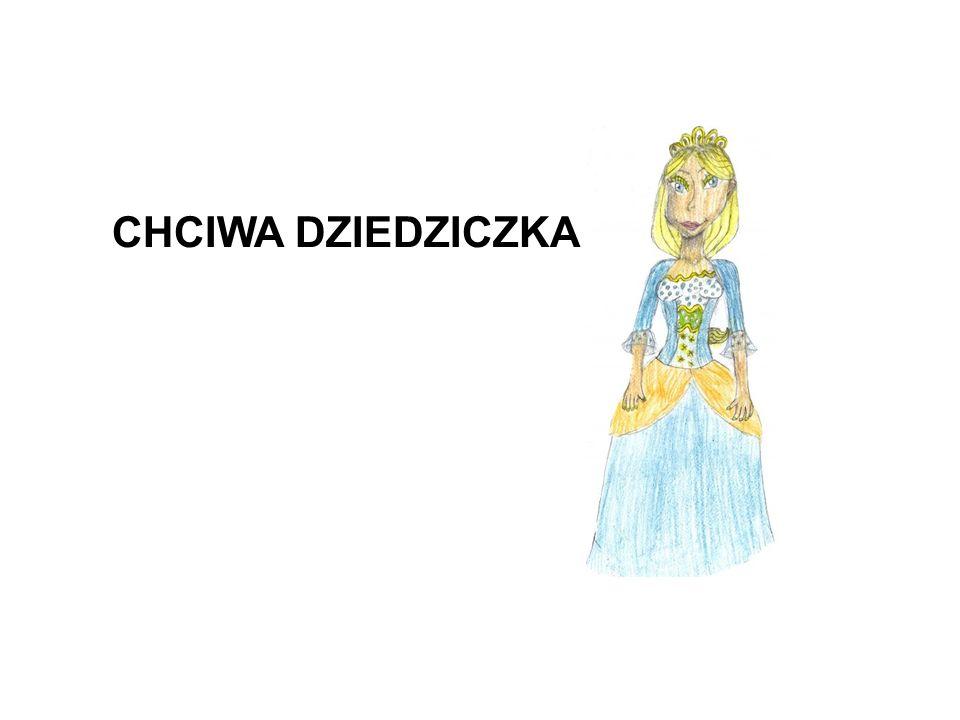 CHCIWA DZIEDZICZKA