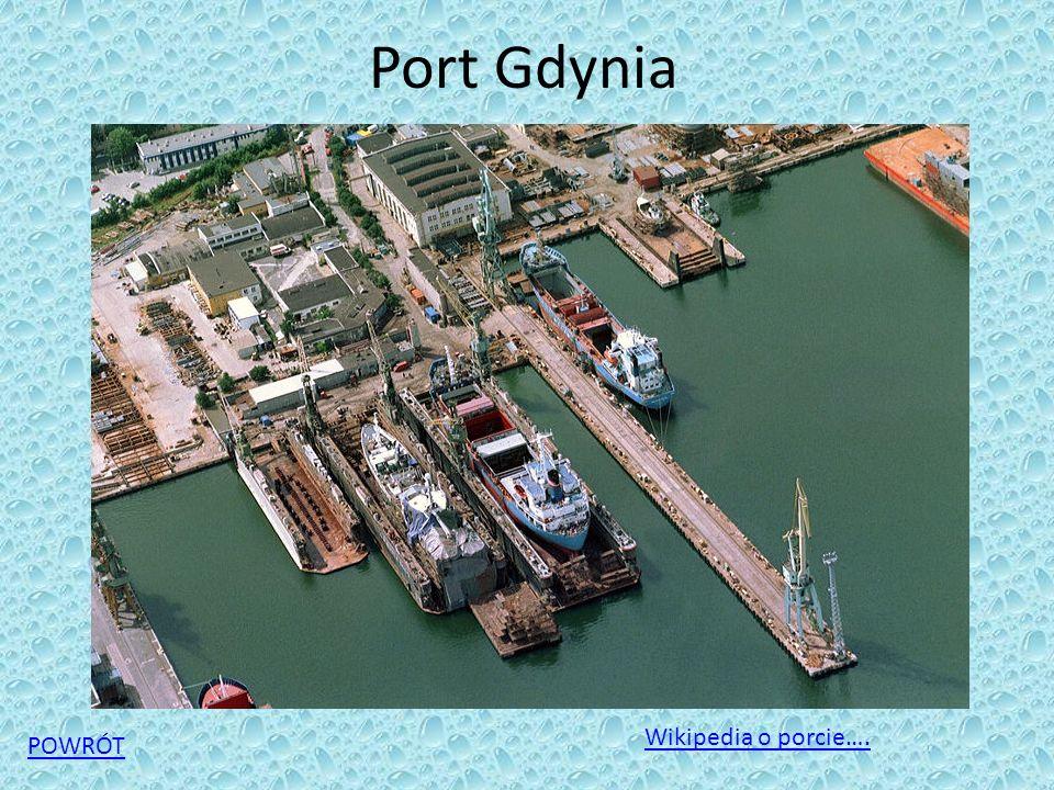 Port Gdańsk Wikipedia o porcie…. POWRÓT