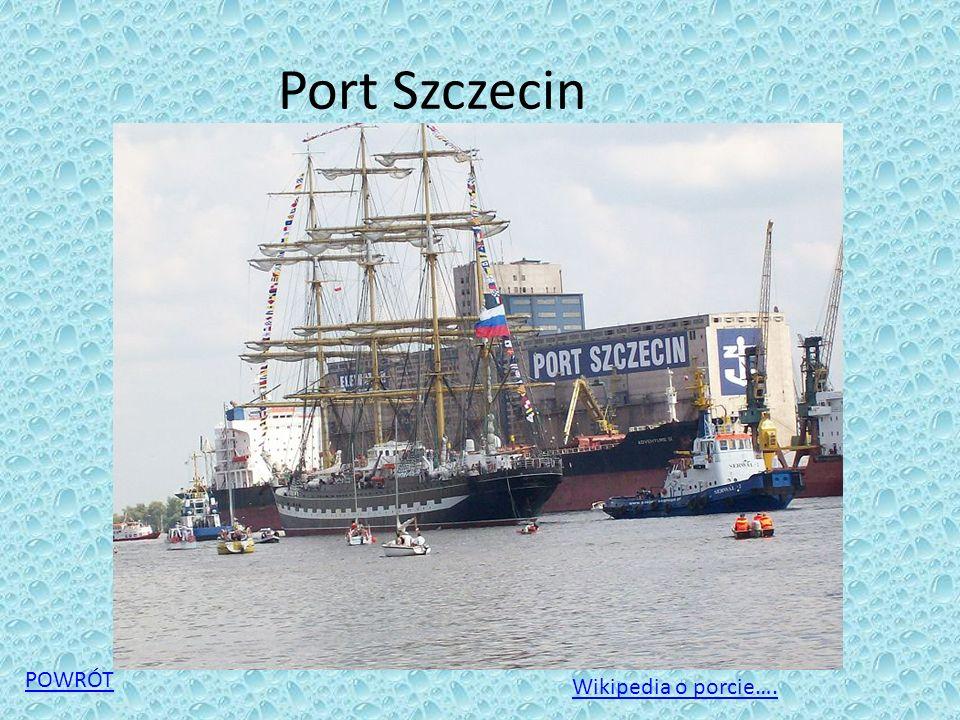 Port Świnoujście Wikipedia o porcie….POWRÓT