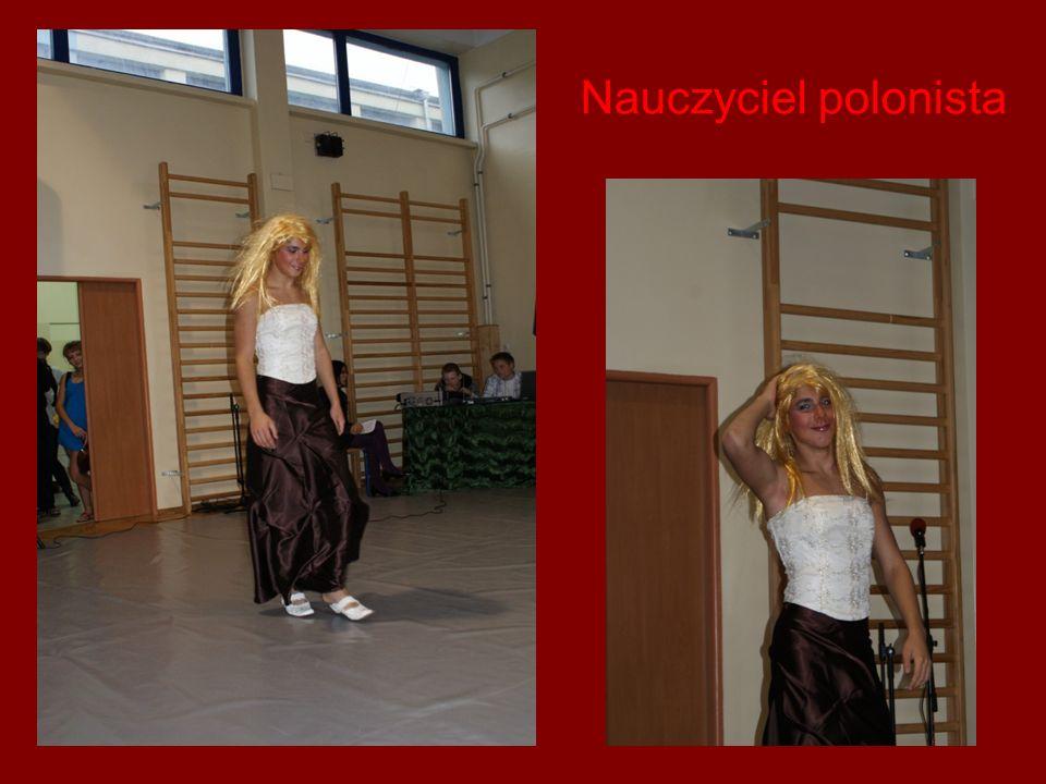 Nauczyciel polonista