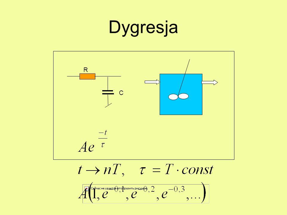 Układy cyfrowe (Discrete-Time Systems) Liniowość (linearity) Stabilność (stability) Niezmienniczość w czasie (time invariance) T{.} x(n) y(n)