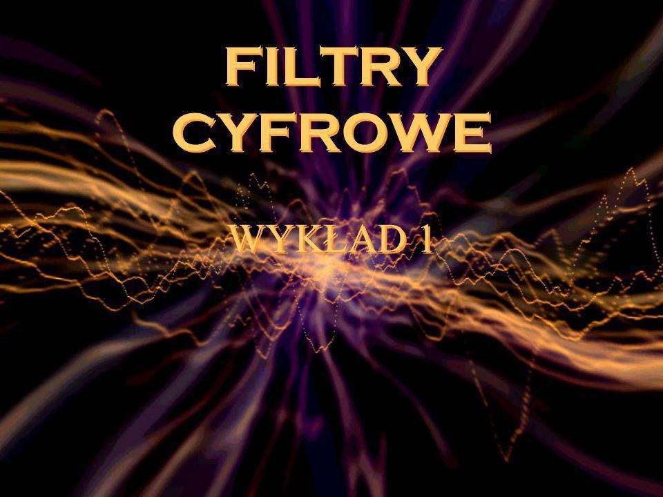 32 Filtr Butterwortha Filtr opisany jest wzorem: N- rząd filtru; a -częstotliwość kątowa; ap -częstotliwość graniczna; Filtr Butterwortha wykorzystywany jest rzadko zarówno z powodu nie spełnienia wymagań na ostre nachylenie charakterystyki jak i nieodpowiedniej odpowiedzi fazowej