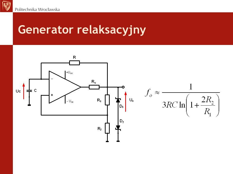 Generator relaksacyjny