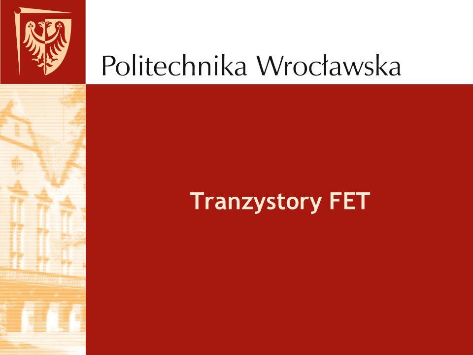 Tranzystory FET