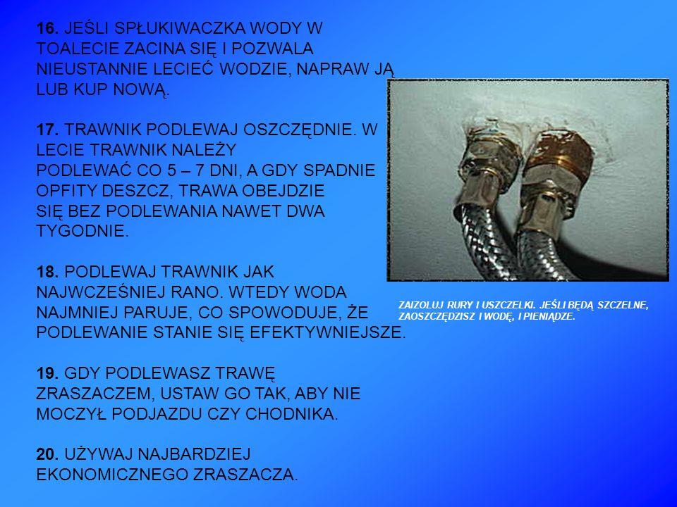 21.NÓŻ KOSIARKI PODNIEŚ NA CO NAJMNIEJ 3 CM.