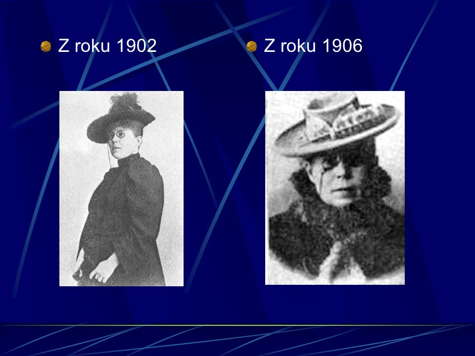 Maria Konopnicka Z roku 1885Z roku 1886