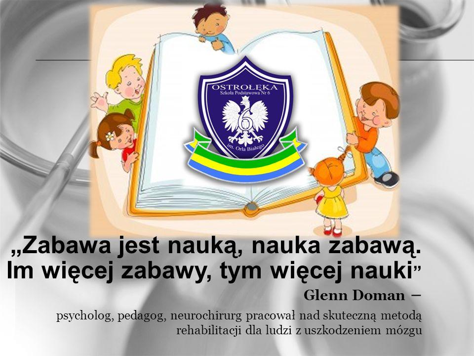 Wprowadzanie procesu nauczania od najmłodszych lat jest bardzo trafne, ponieważ im młodszy mózg tym większe ma potencjalne możliwości.
