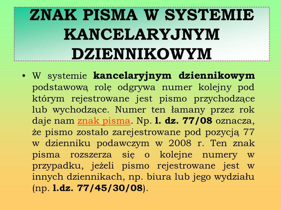 WADY I ZALETY SYSTEMU DZIENNIKOWEGO ZALETY : 1.System prosty w obsłudze.