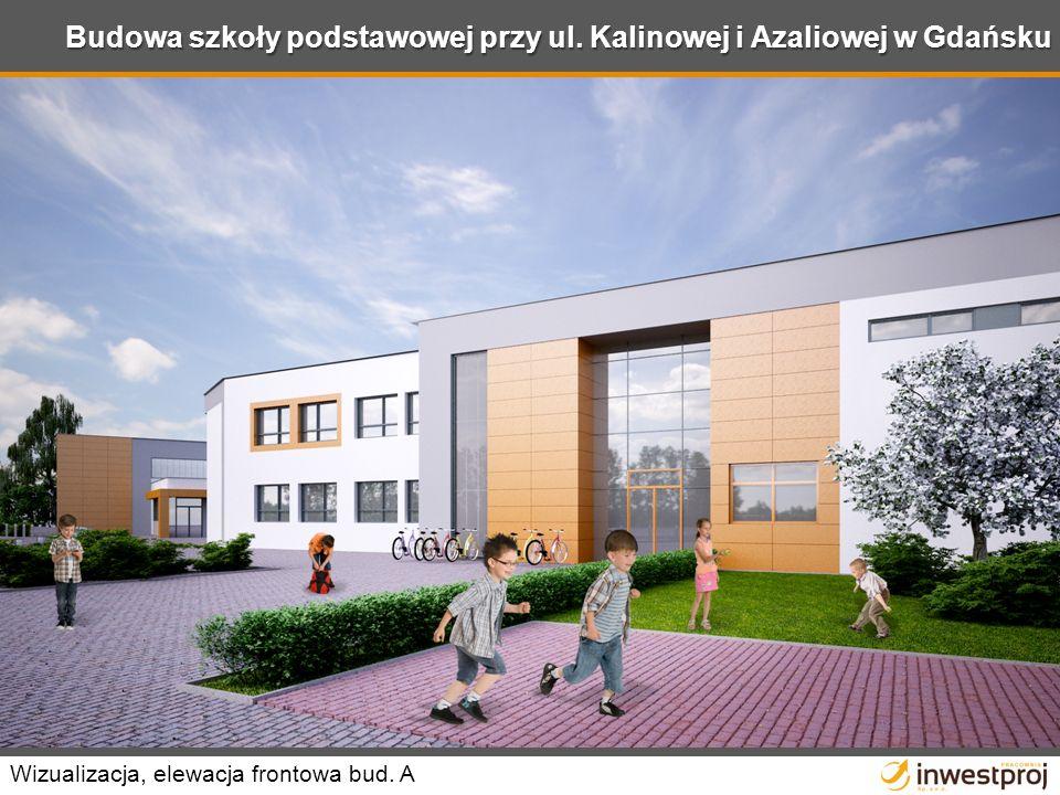Budowa szkoły podstawowej przy ul.