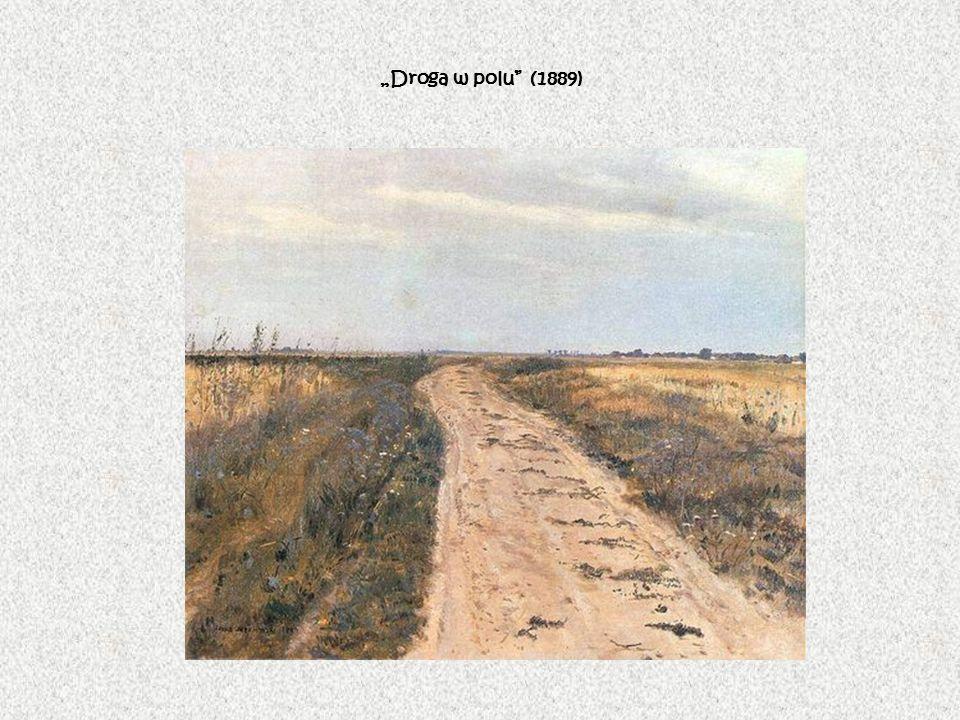 Droga w polu (1889)