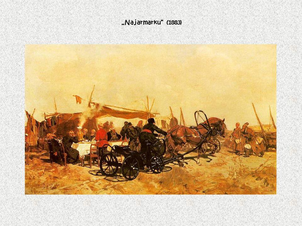 Na jarmarku (1883)