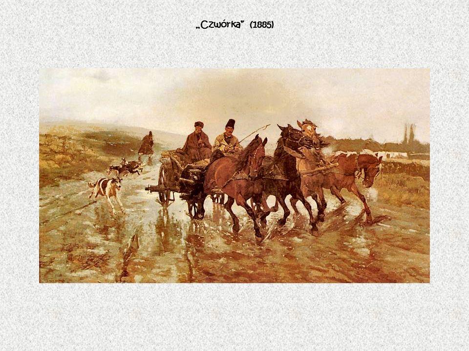 Czwórka (1885)