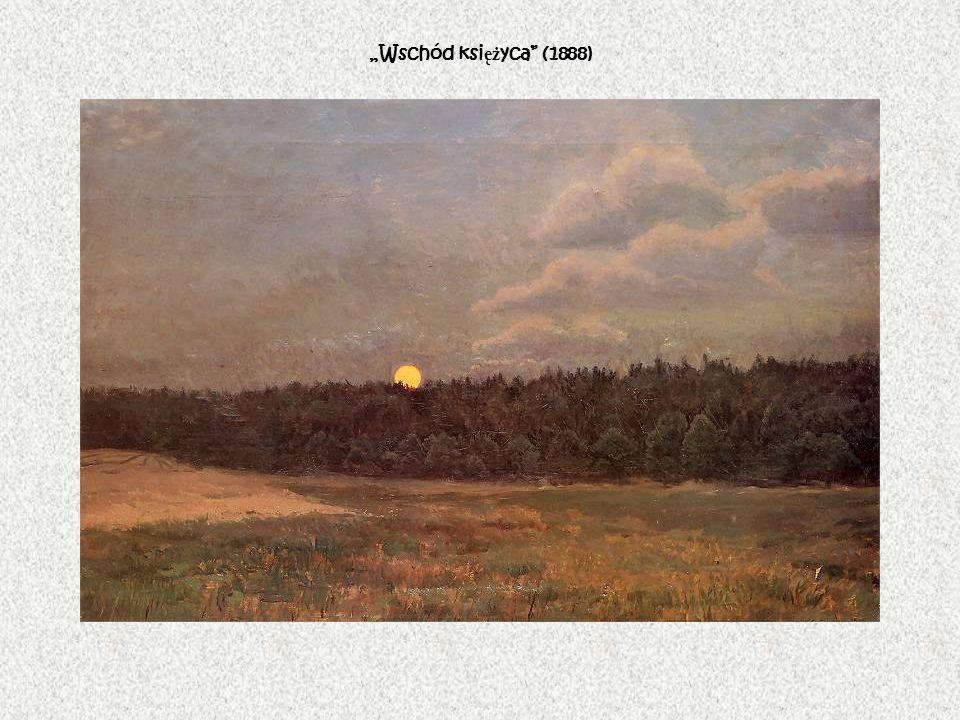 Wschód ksi ęż yca (1888)