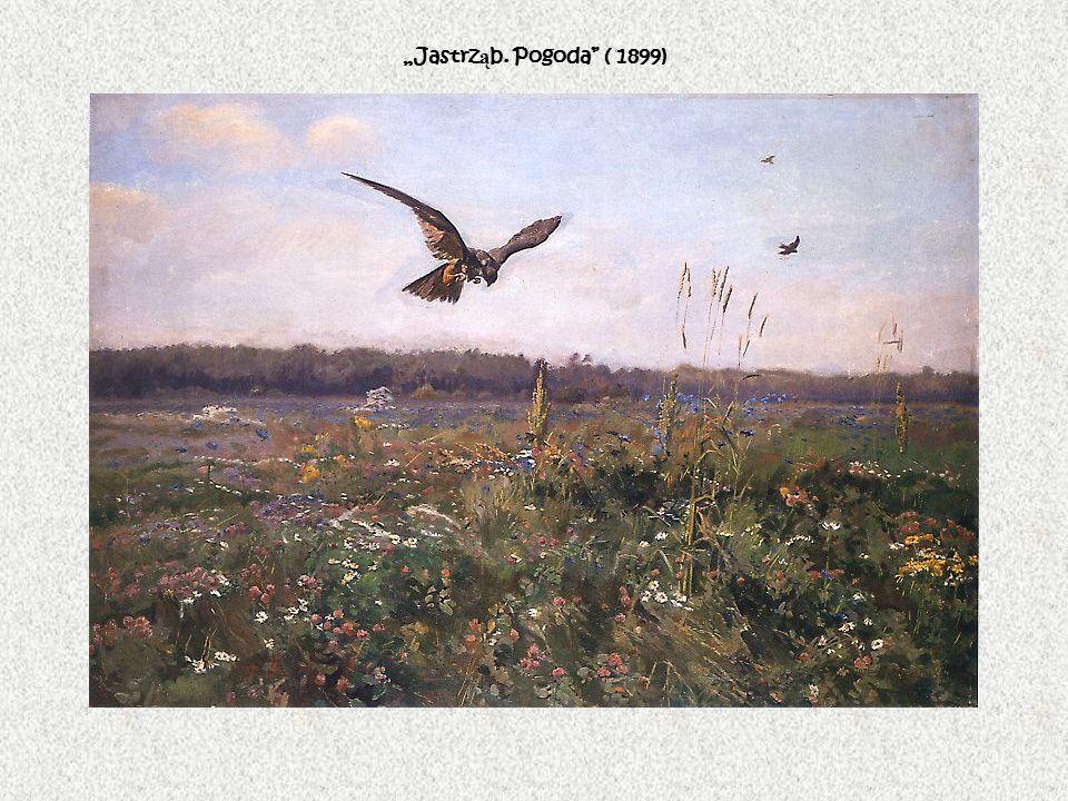 Jastrz ą b. Pogoda ( 1899)