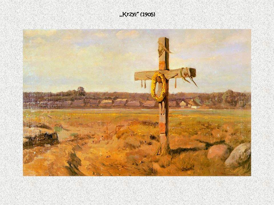 Krzy ż (1905)