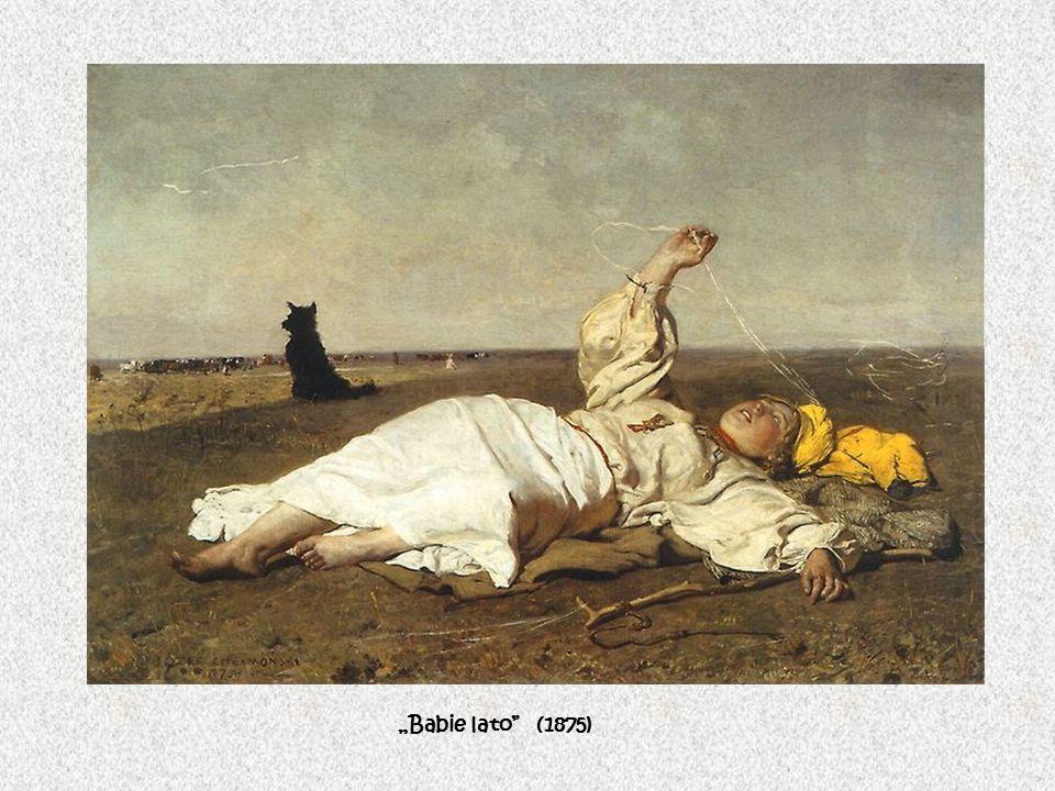 Babie lato (1875)