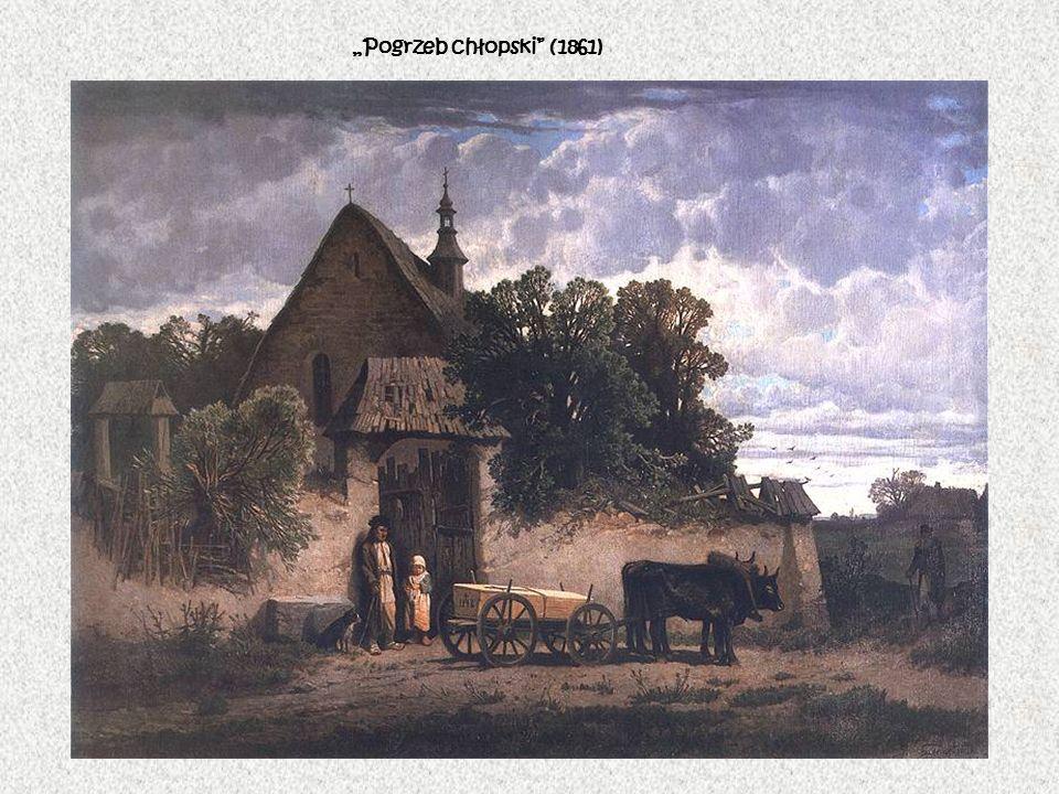 Pogrzeb chłopski (1861)