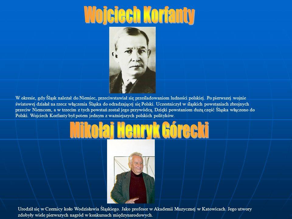W okresie, gdy Śląsk należał do Niemiec, przeciwstawiał się prześladowaniom ludności polskiej. Po pierwszej wojnie światowej działał na rzecz włączeni