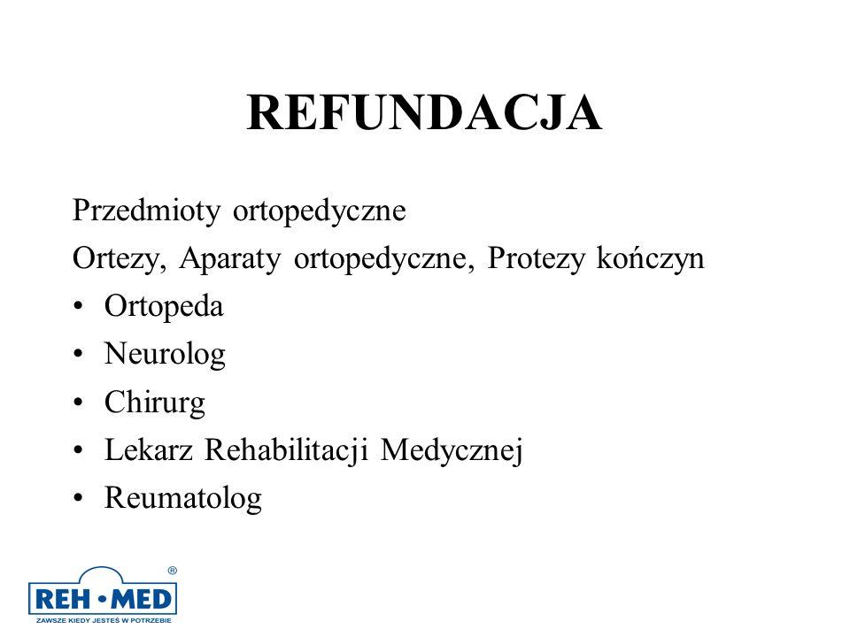 Przedmioty ortopedyczne Ortezy, Aparaty ortopedyczne, Protezy kończyn Ortopeda Neurolog Chirurg Lekarz Rehabilitacji Medycznej Reumatolog