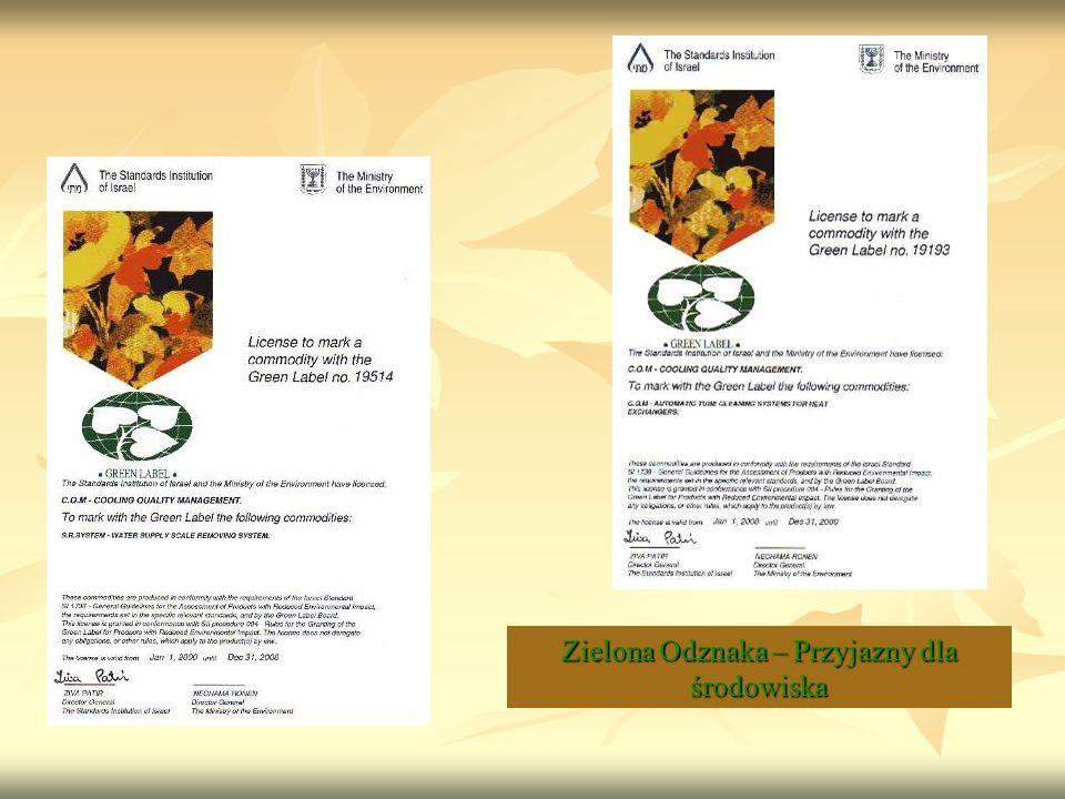 Zielona Odznaka – Przyjazny dla środowiska